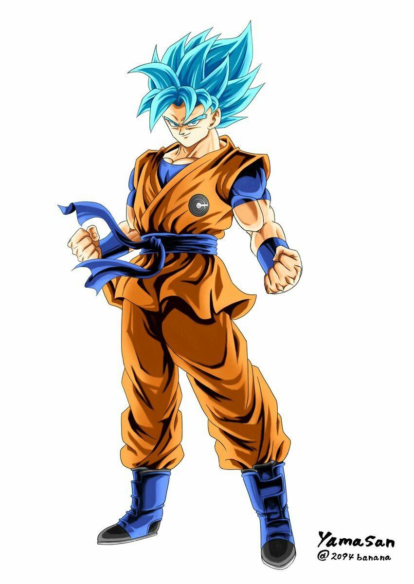 Goku Ssb Heroes Anime Dragon Ball Super Dragon Ball Super Goku Dragon Ball Super Manga