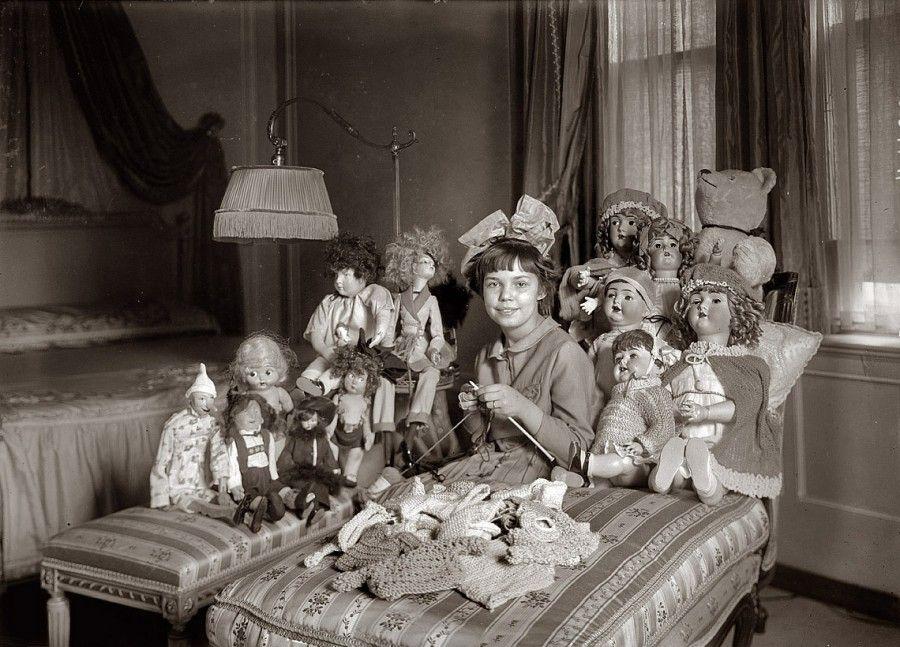 Коллекция старых фото людей прошлого