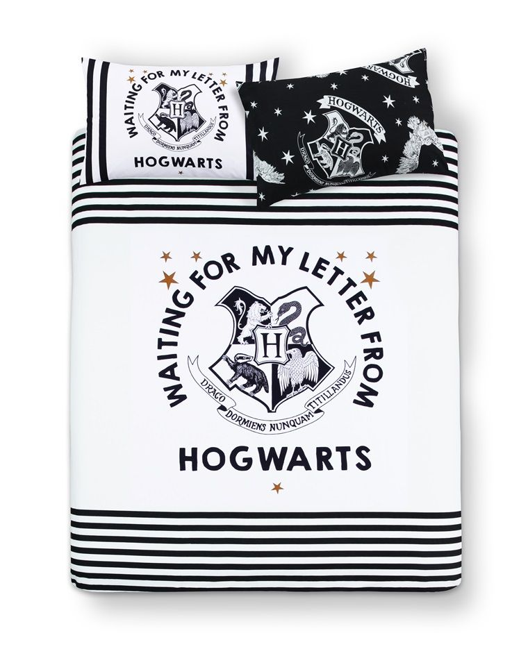 Primark Harry Potter Doppel Bettbezug Bedware Harry Potter