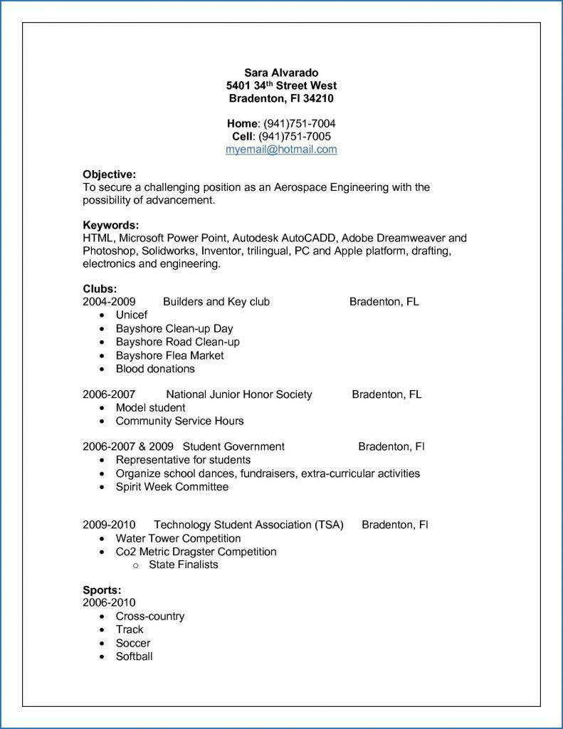 Building Your Best Assistant Principal Resume Student Resume Template Resume Examples Job Resume Examples