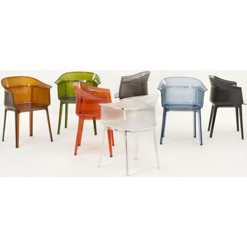 kartell papyrus chair ronan erwan bouroullec brothers
