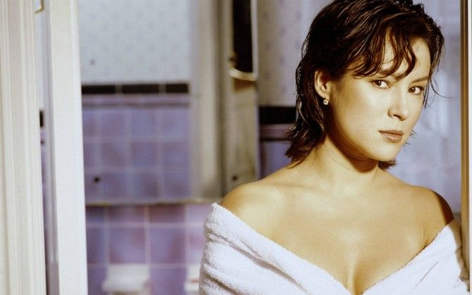Jennifer Tilly / Дженнифер Тилли Голая Фото Обнаженная Невеста Чаки