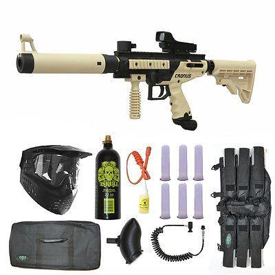 Marker Packages 47248: Tippmann Cronus Tactical Paintball Gun 3Skull Deluxe Sniper Set -> BUY IT NOW ONLY: $184.99 on eBay!