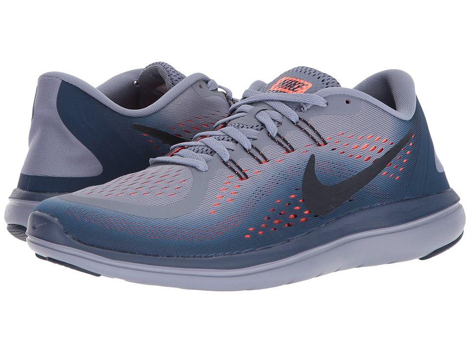 8a8d902b7 Nike Flex RN 2017 (Dark Sky Blue Dark Obsidian Navy) Men s Running Shoes   top
