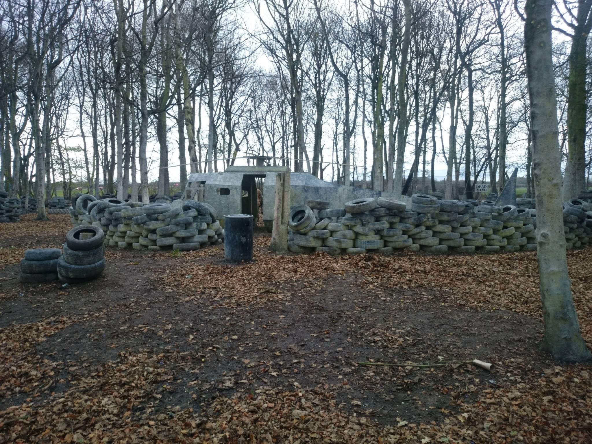 cerberus airsoft new site at harrogate paintball centre airsoft