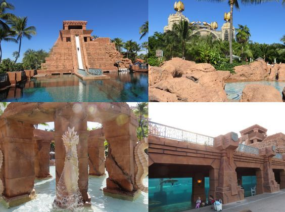 Thinking Of Going On A Family Vacation Check Out This Atlantis - Bahamas in december