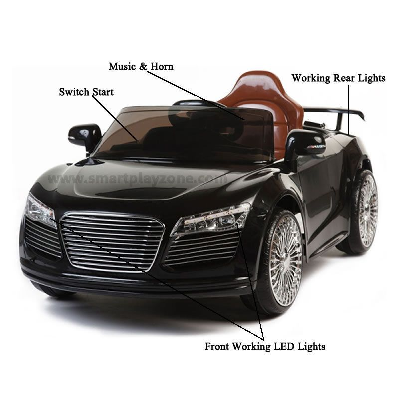 Audi Style Kids Ride On Battery Powered Childrens Toy Car