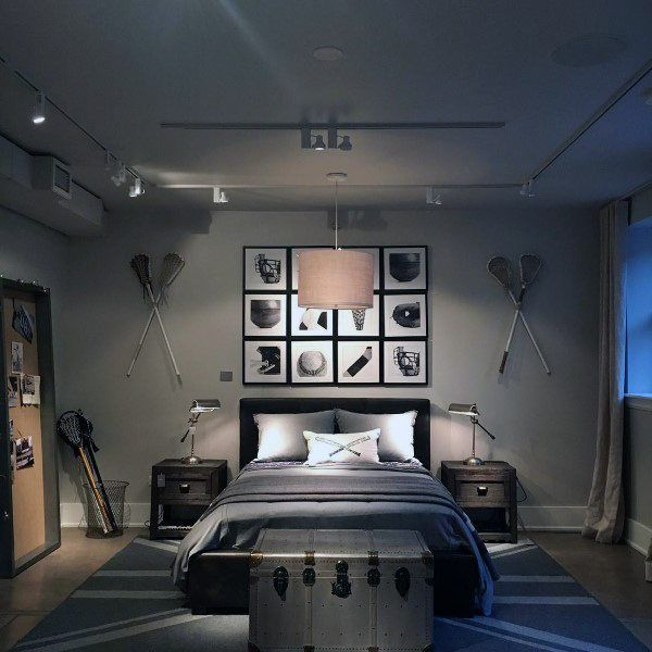 Top 70 Best Teen Boy Bedroom Ideas - Cool Designs For Teenagers images