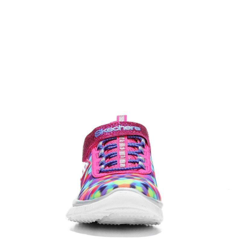 Skechers Kids' Skech Appeal Color Daze Sneaker Pre/Grade School Shoes ( Rainbow)