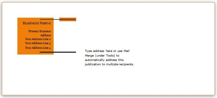 Envelope template design for ms word download at httpwww envelope template design for ms word download at httpwordexceltemplatesenvelope templates for ms word friedricerecipe Choice Image