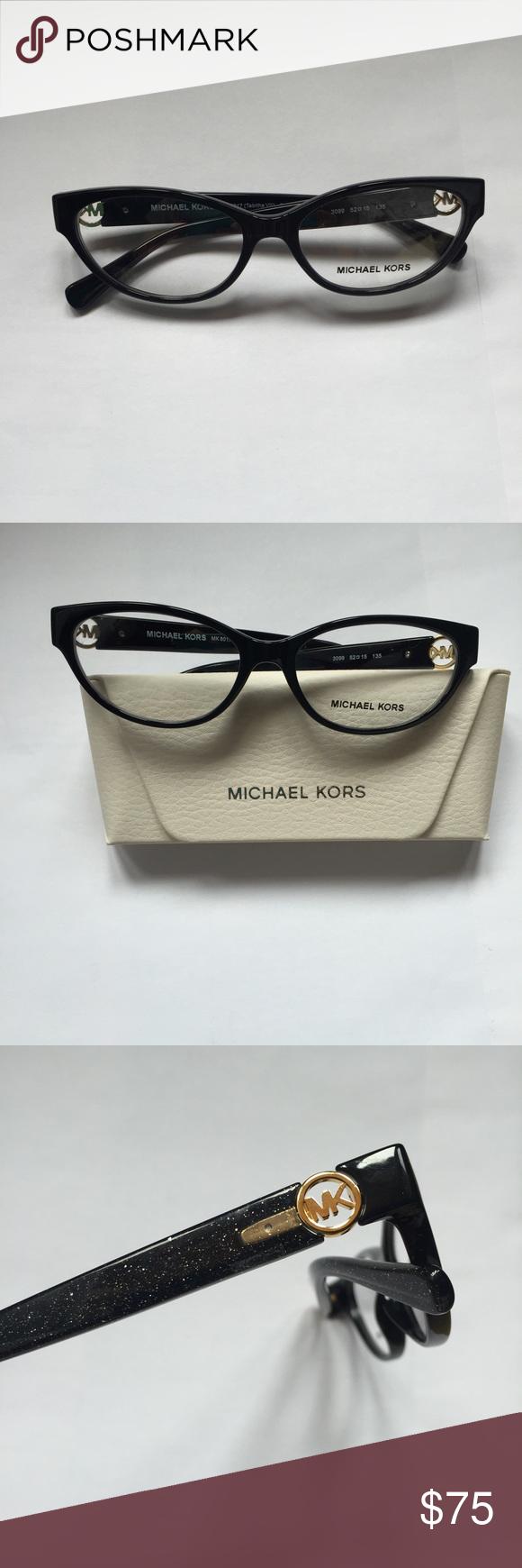 Michael Kors Eyeglass Frames NWOT! Michael Kors women\'s plastic ...