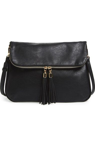 5ef3e8850ce9c BP. Foldover Crossbody Bag available at  Nordstrom