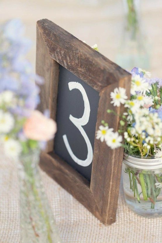 Wedding diy craft ideas wooden frame chalk table numbers mrs wedding diy craft ideas wooden frame chalk table numbers junglespirit Image collections