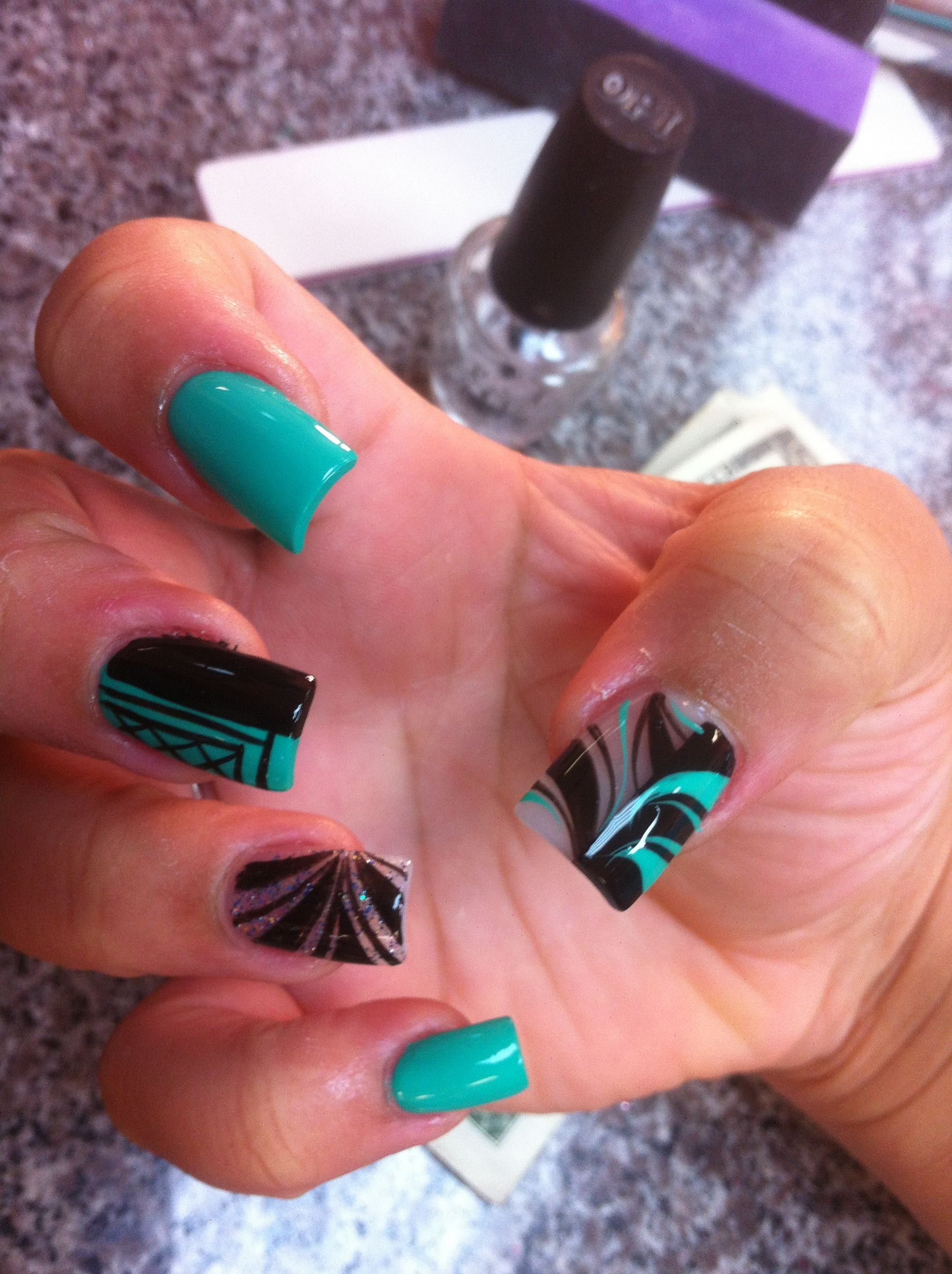 Fine touch nails 264 mains street Hackensack NJ 07601 201.883.0623 ...