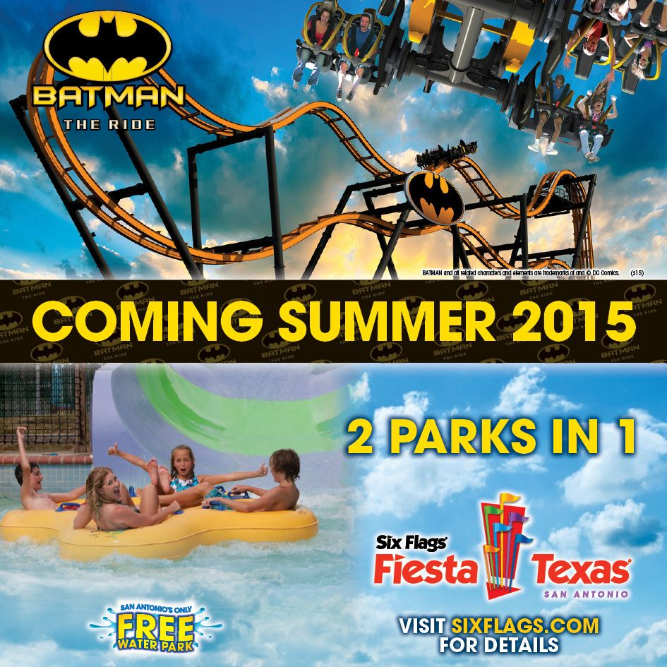 Coupons for major san antonio attractions six flags fiesta texas coupon zoo wonder