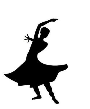 Pin By Diet And Health Tips Weight L On Pleykasty Cliparts And Emoticons Dance Silhouette Indian Classical Dance Silhouette