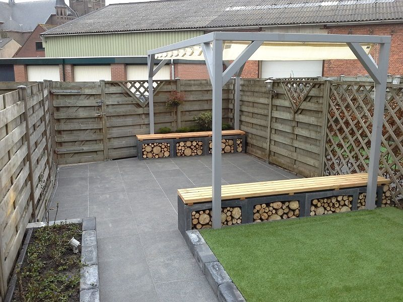 Tuinbanken bij praxis tuinbanken formido friesenbank fsc for Houten tuinkast intratuin