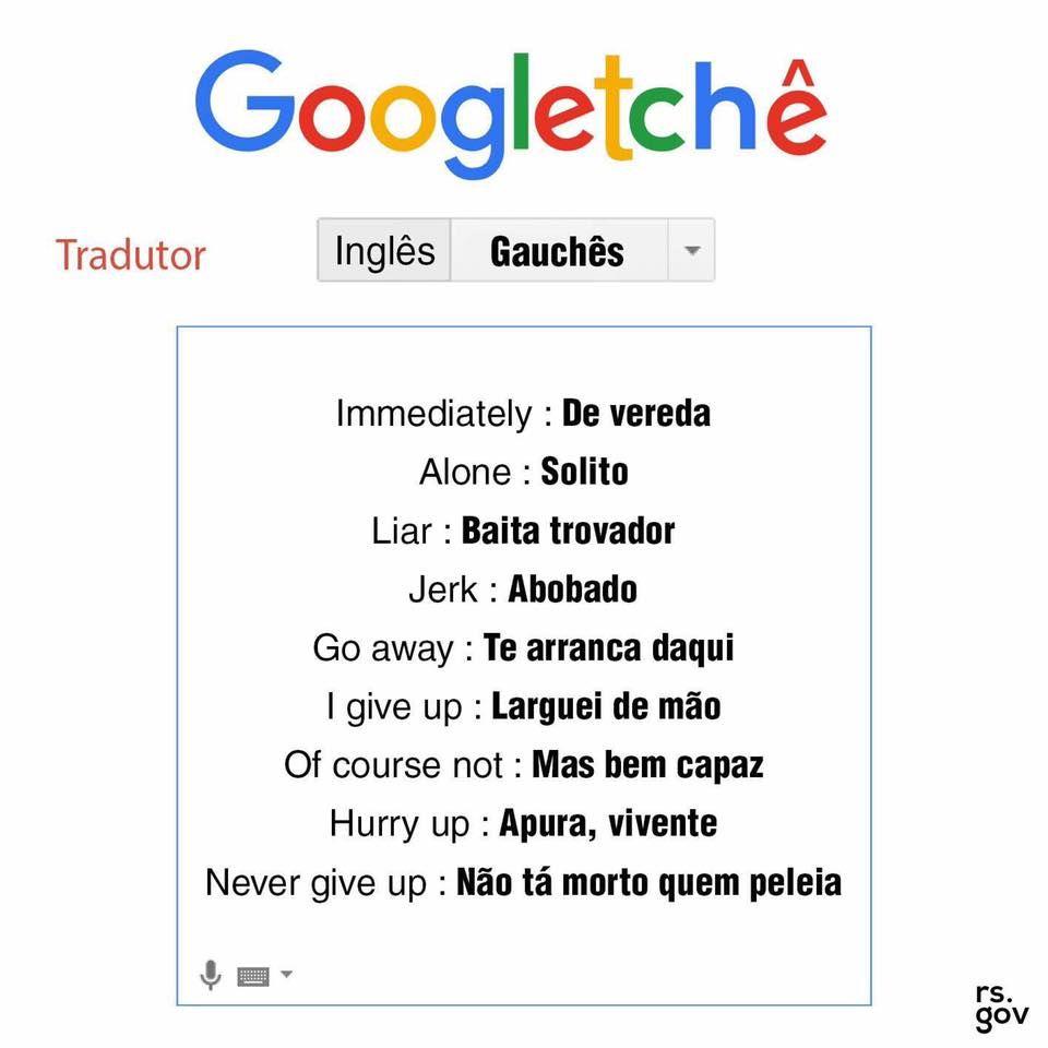Googletche Tradutor Do Ingles Para O Gauches Ingleses Tradutor Tradutor Ingles