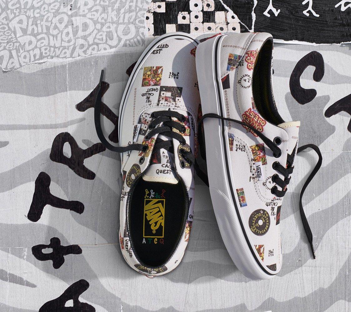 A Tribe Called Quest x Vans EU Kicks: Sneaker Magazine
