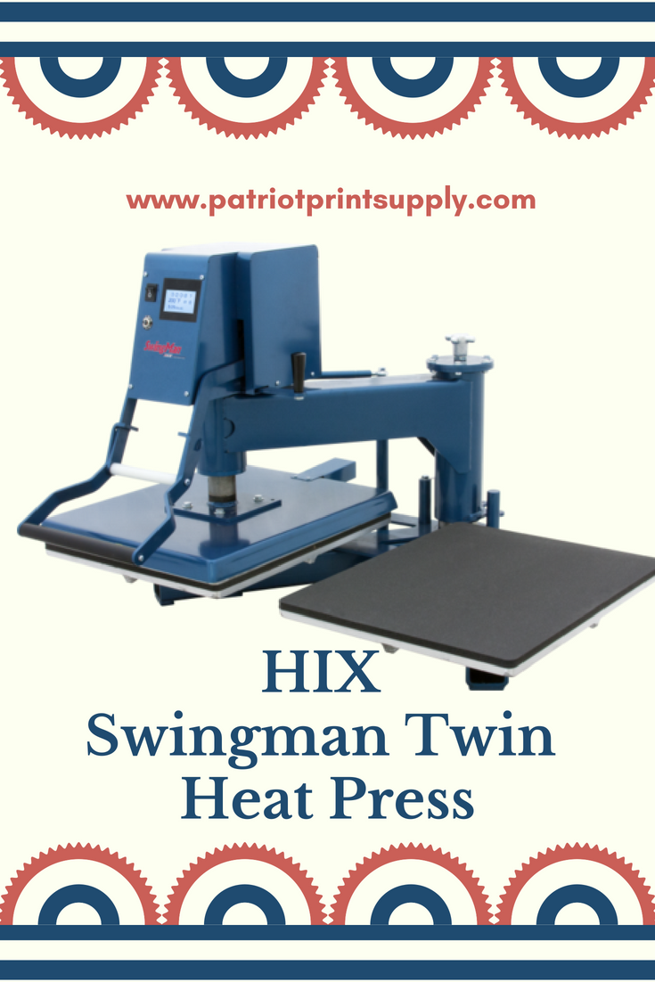 1e428d61cfd HIX SwingMan 25 Twin Swing Away 20