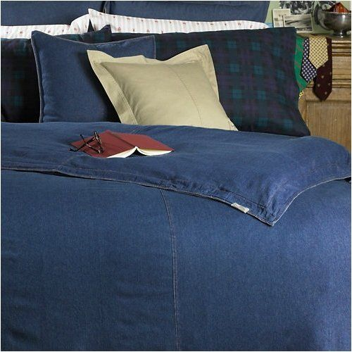 Amazon Com Ralph Lauren University Denim Blue Jean Twin