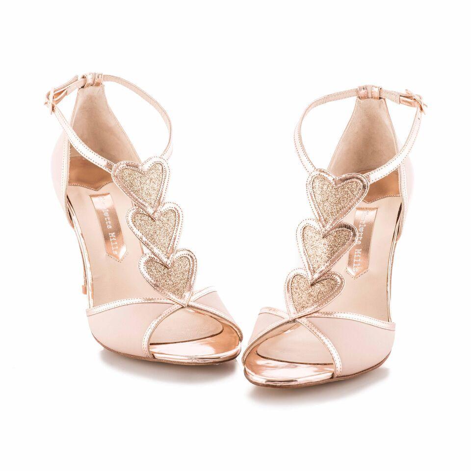 Charlotte Mills New Wedding Shoe Boutique In Saddleworth