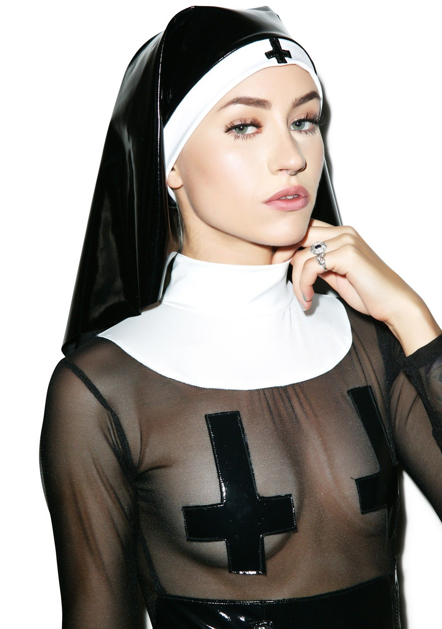 sinful mama don't preach costume | black costume, costumes and black