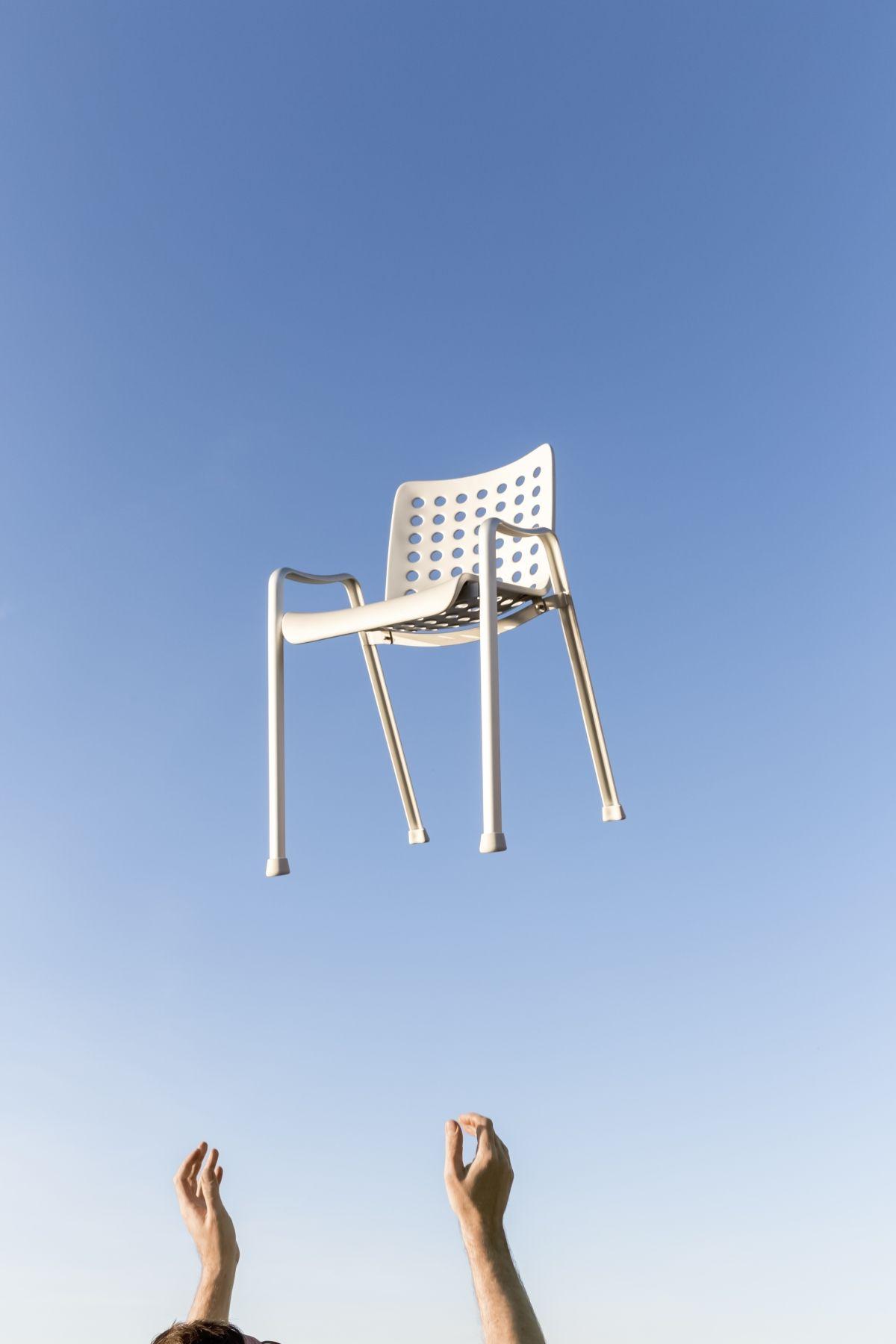 Vitra Landi Chair Designed By Hans Coray Order Now Sedie Sedia Design Arredamento