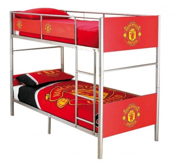 Manchester United Bedroom Decoration For Kids