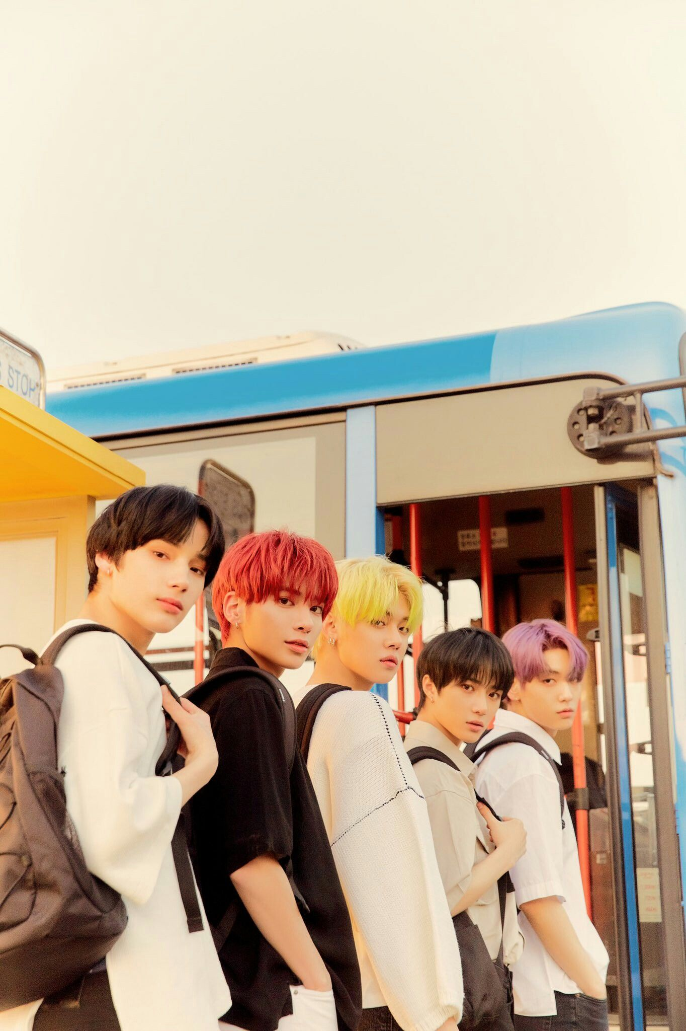 Txt The Dream Chapter Eternity Port Ver Photo Concept In 2020 Txt Photo S Photo