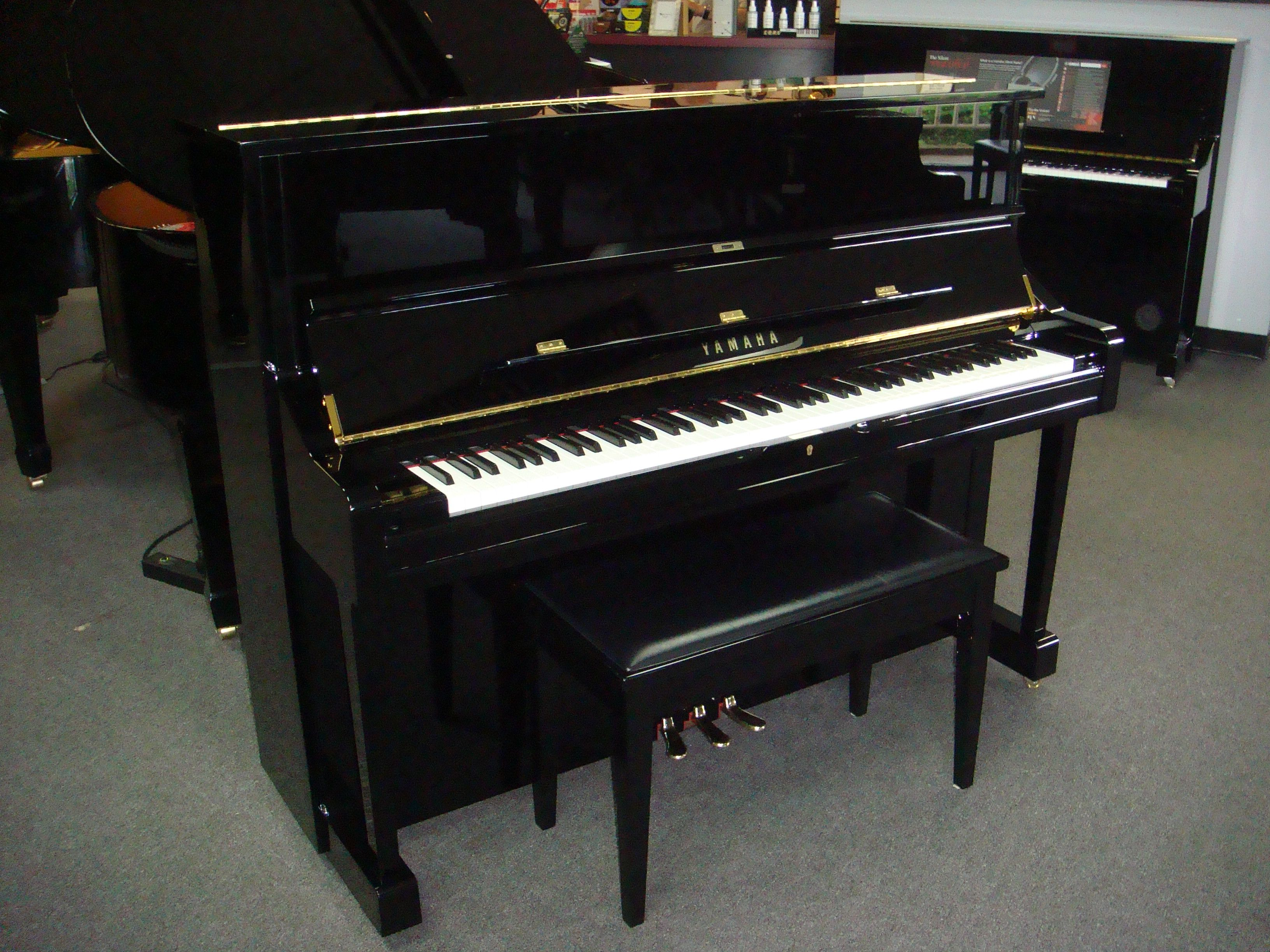 Yamaha U Piano Serial Number