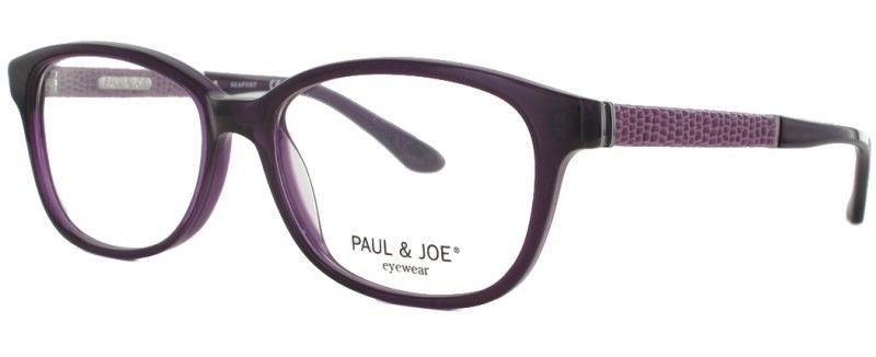 lowest price c201a 18136 Lunettes de vue Paul and Joe RADJA 02 de couleur violette ...