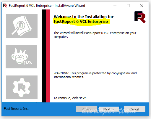 FastReport VCL 6 - new generation of reporting tool for