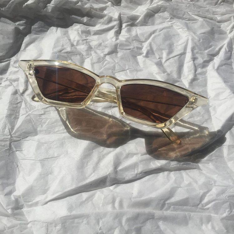 Sunglasses ABBY i 2020 | Solbriller, Øreringe og Briller