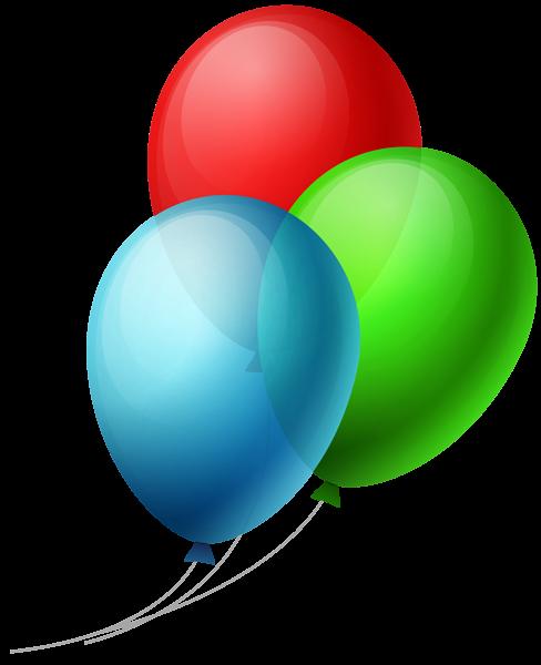transparent three balloons png clipart pinterest rh pinterest co uk