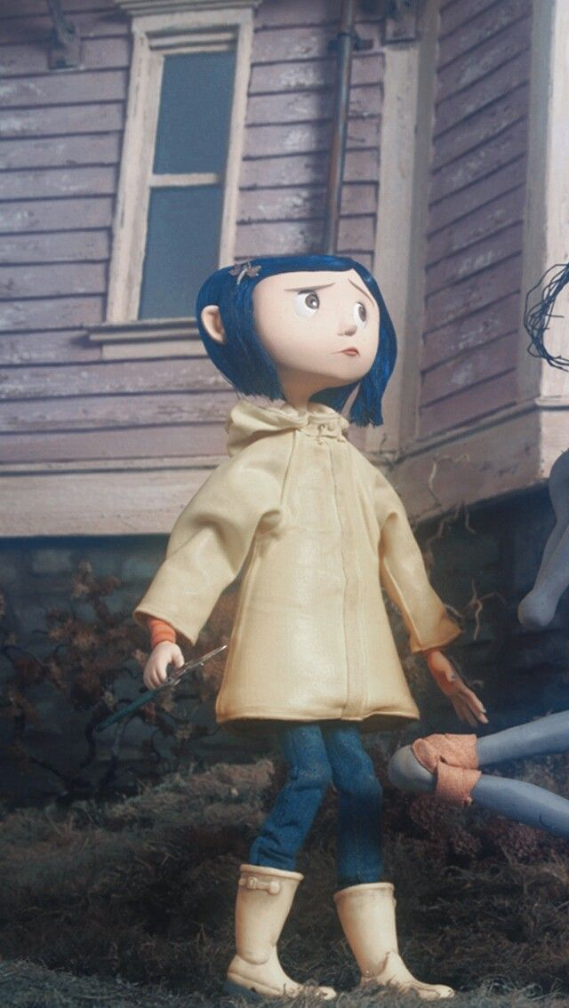 Pin On Coraline