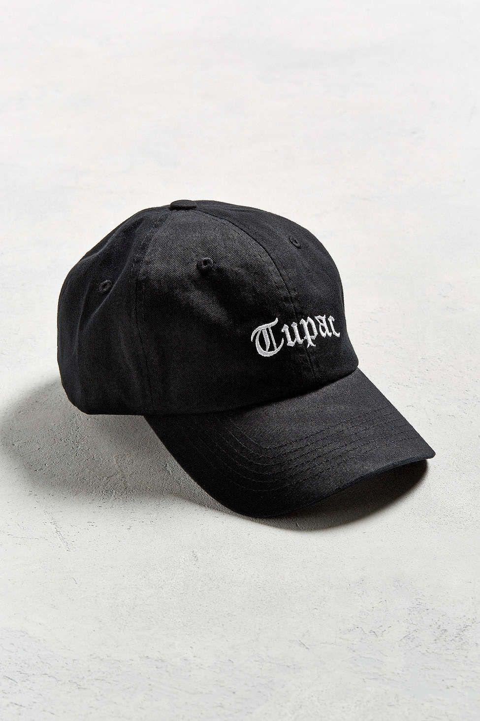 Tupac Dad Hat  e3bdeef55f9d