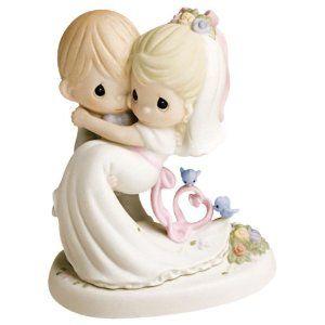 Noivinhos Precious Moments Wedding Wedding Cake Toppers Precious Moments