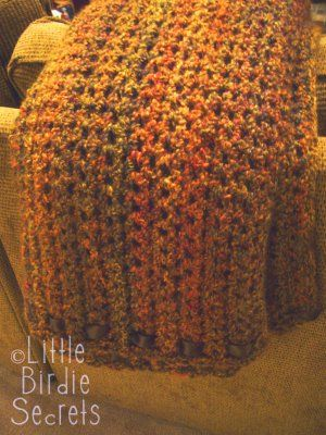 Even Though This Is All Single Crochet It Is So Pretty Using The