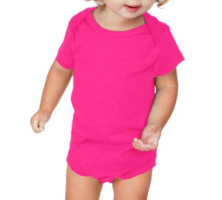 Unisex Infants Camouflage Lap Shoulder Short Sleeve Bodysuit Kavio