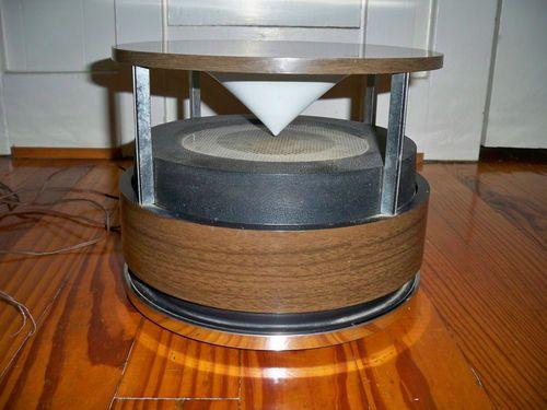 Panasonic Mid Century Modern Atomic Retro Cone Space Age Stereo