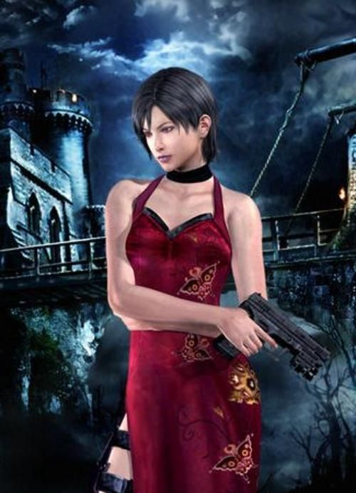 Ada Wong Resident Evil  Resident Evil, Ada Wong, Evil World-9899