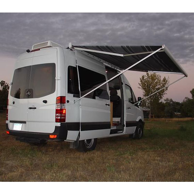 Awnings Vintage Camper Recreational Vehicles Sprinter Rv