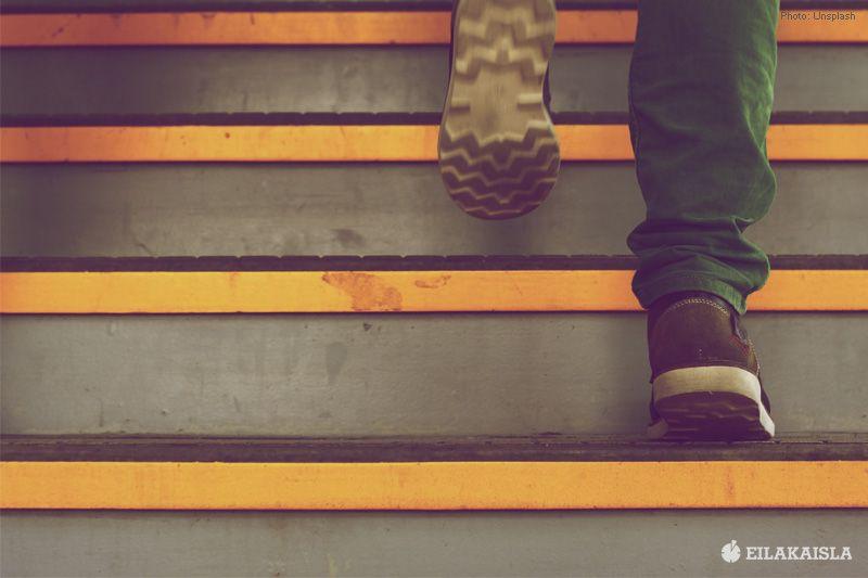 Palkataan parasta asennetta #eilakaislablogi #blogi #työelämä