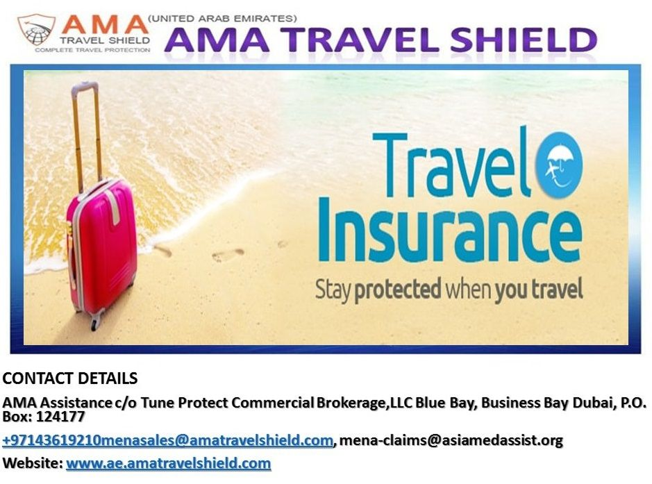 The AMA Travel Shield insurance policies are as flexible ...