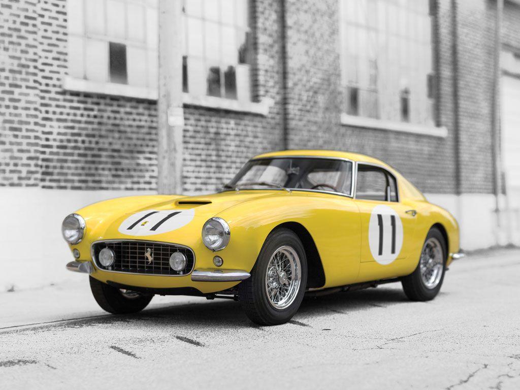 1960 Ferrari 250 Gt Swb Berlinetta Competizione By