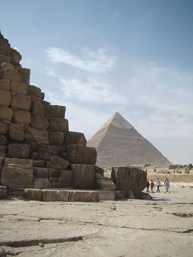 khafre s pyramid complex i ancient egyptian architecture and
