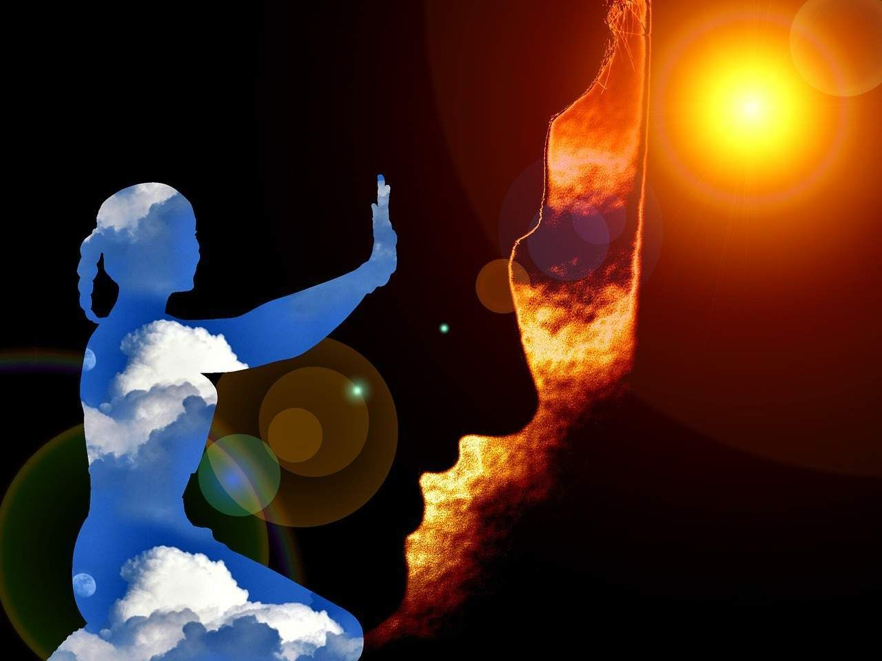 5 Synchronicities Between Twin Flames | Twin Flames | Twin