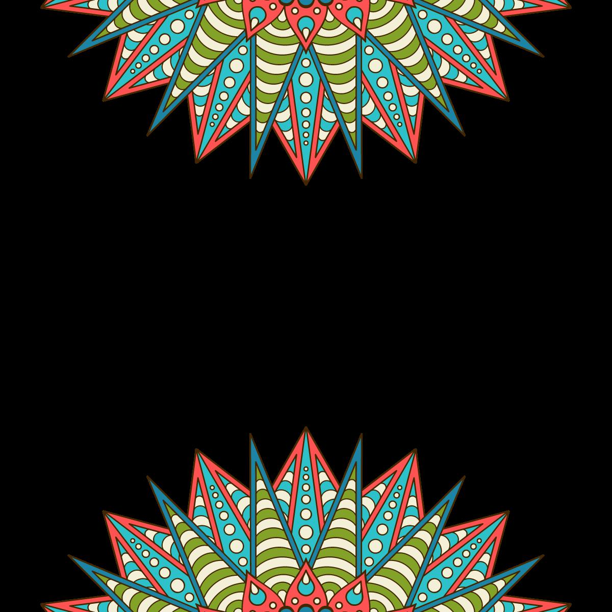 Festival Mandala Patterns Mandala Design Pattern Mandala Design Art Vector Background Pattern