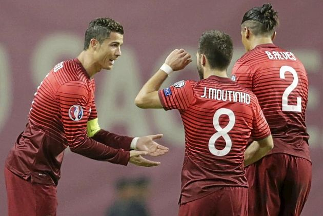 Portugal will again be among the fray at the European Championship in France. Spain's neighbours will once more take their place on the big stage in no small part thanks to Cristiano Ronaldo's goals - including a crucial hat-trick away to Armenia - after clinching top spot in Group I with a slender victory over Denmark this week.